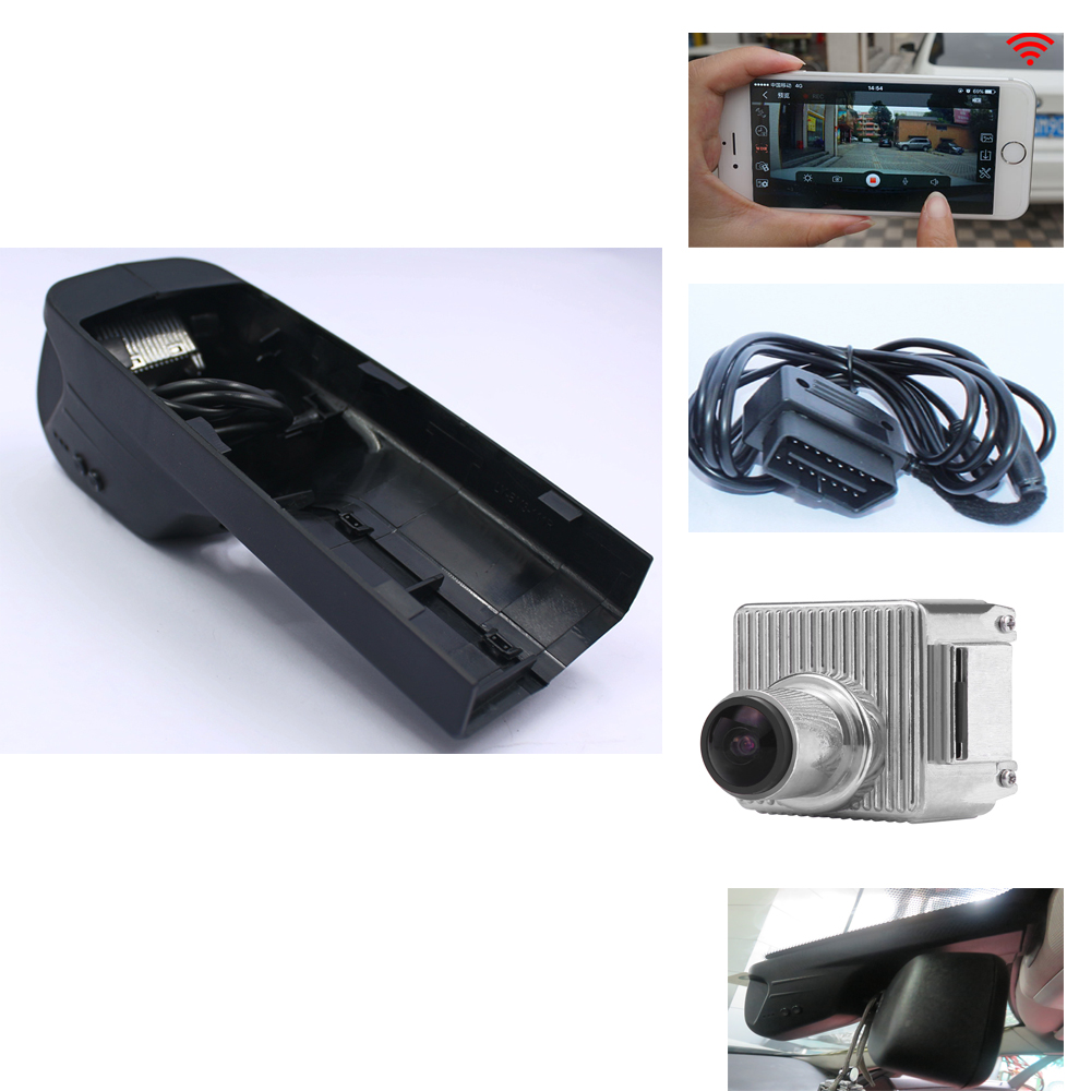 PLUSOBD voiture DVR caméra pour BMW F20 3 série F30 F35 voiture boîte noire 1080 P Full HD DVR Carcam avec OBD2 adaptateur prise Vision nocturne