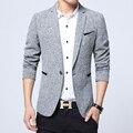 Nova marca Ternos Dos Homens De Alta qualidade Casual Mens Ternos Blazers Moda Masculina Blazer Terno Homens de Negócio Terno Formal jaqueta M-5XL