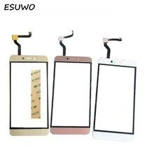 Esuwo сенсорного стекла для LeTV LeEco Coolpad cool1 Прохладный 1 c106 Сенсорный экран планшета Для CoolPad прохладном 1 Сенсор Панель объектива