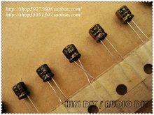 30 ШТ. ELNA Черное Золото R3A серии 22 мкФ/16 В ультра-малый объем аудио электролитические конденсаторы бесплатная доставка доставка