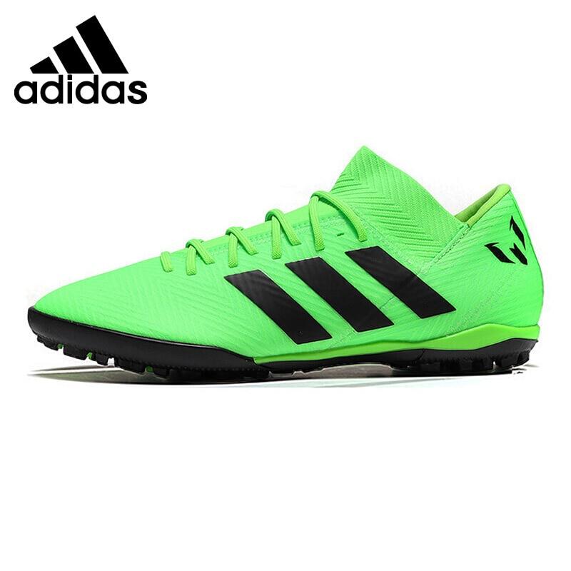 Original New Arrival Adidas TANGO 18 3 TF Men s Soccer Shoes Sneakers