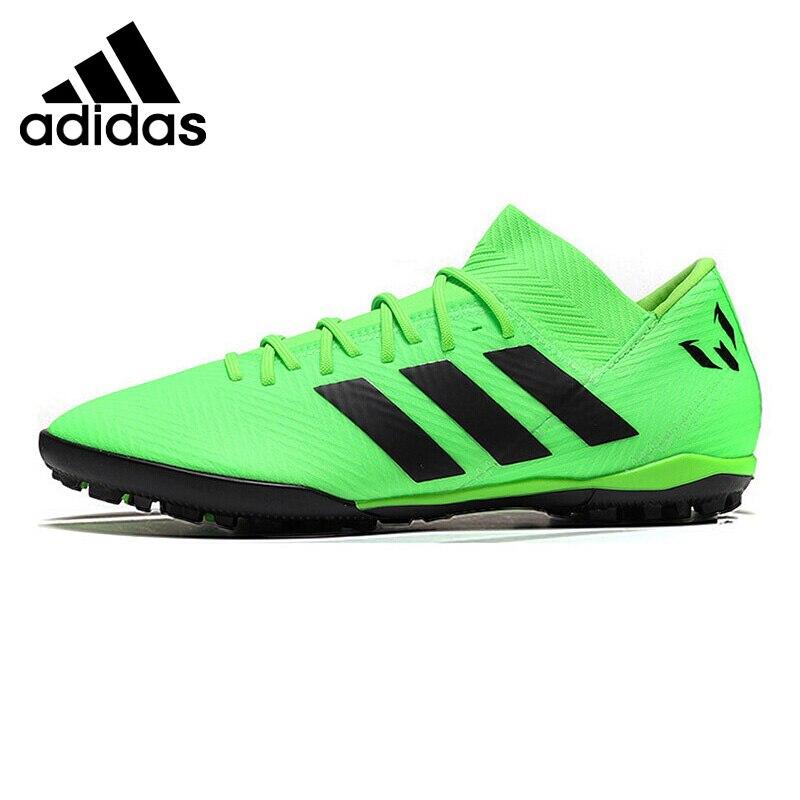 Original New Arrival Adidas TANGO 18.3 TF Men's Soccer Shoes Sneakers