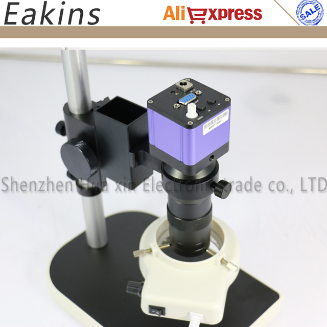 5MP CCD VGA Microscope Camera highspeed 60 Frames no smear For ...