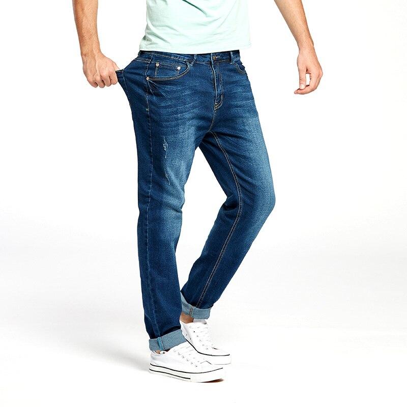 Drizzte Mens Jeans New Fashion Designer Plus Storlek 33 34 35 36 38 - Herrkläder - Foto 3