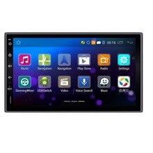 5.1.1 Uniwersalny 2 DIN Android 7 cal navi Autoradio Nawigacja Samochodowa GPS 1 GB DDR3 1.6 GHZ CPU Niemiecki/rosyjski/Hiszpański/Francuski