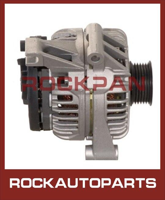 12 V 105A AUTO alternateur 0124415033 12520253 22708250 pour BUICK Century 3.1L pour Chevrolet Impala, Monte Carlo 3.4L, Malibu 3.1L