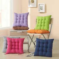 Almofada de almofada de cadeira estilo japão, almofada de almofada de assento confortável, 40x40cm decoração da casa lance almofadas de assoalho cojines almohadas