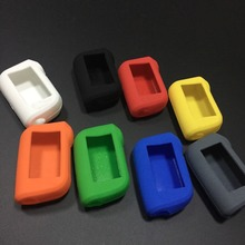 20pcs/lot A93 Keychain Silicone Case Prefect for Starline A93 A63 Two Way Car Alarm Remote Controller A93 A63 LCD Transmitter