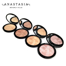 Anastasia Makeup Highlighter iluminador Highlight Bronzer Powder Maquillaje Blush Enlumineurs