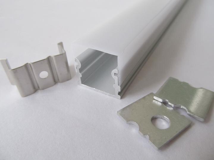 Diffuser LED Zolaq İşıqlandırma 1 m uzunluğunda Pulsuz - İşıqlandırma aksesuarları - Fotoqrafiya 2