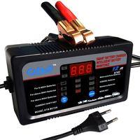CATBO 6A 12 V 2A8A12A entièrement automatique batterie de voiture chargeur intelligent charge rapide humide sec au plomb numérique LCD affichage chargeur