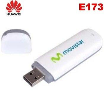 7,2 M HSPA módem 3G Huawei E173 desbloqueado Tarjeta de datos 3G