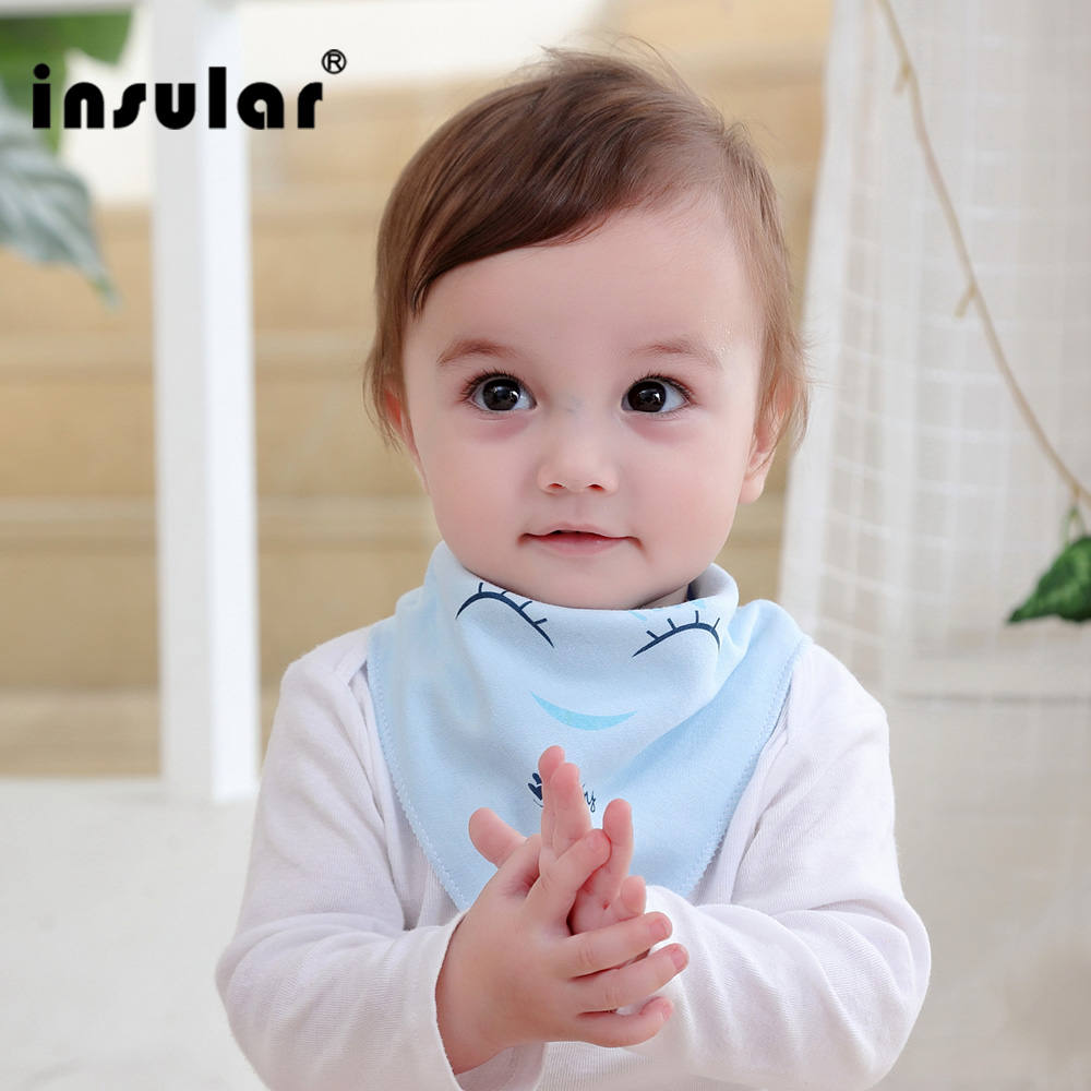Newborn Baby Bibs Soft Bib Burp Cloth For Babies Girls Boys Bib Babies Clothing foodie babies wear bibs