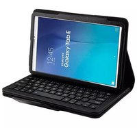 New Removable For Samsung T560 Bluetooth Keyboard Protective Cover For Samsung GALAXY Tab E 9 6