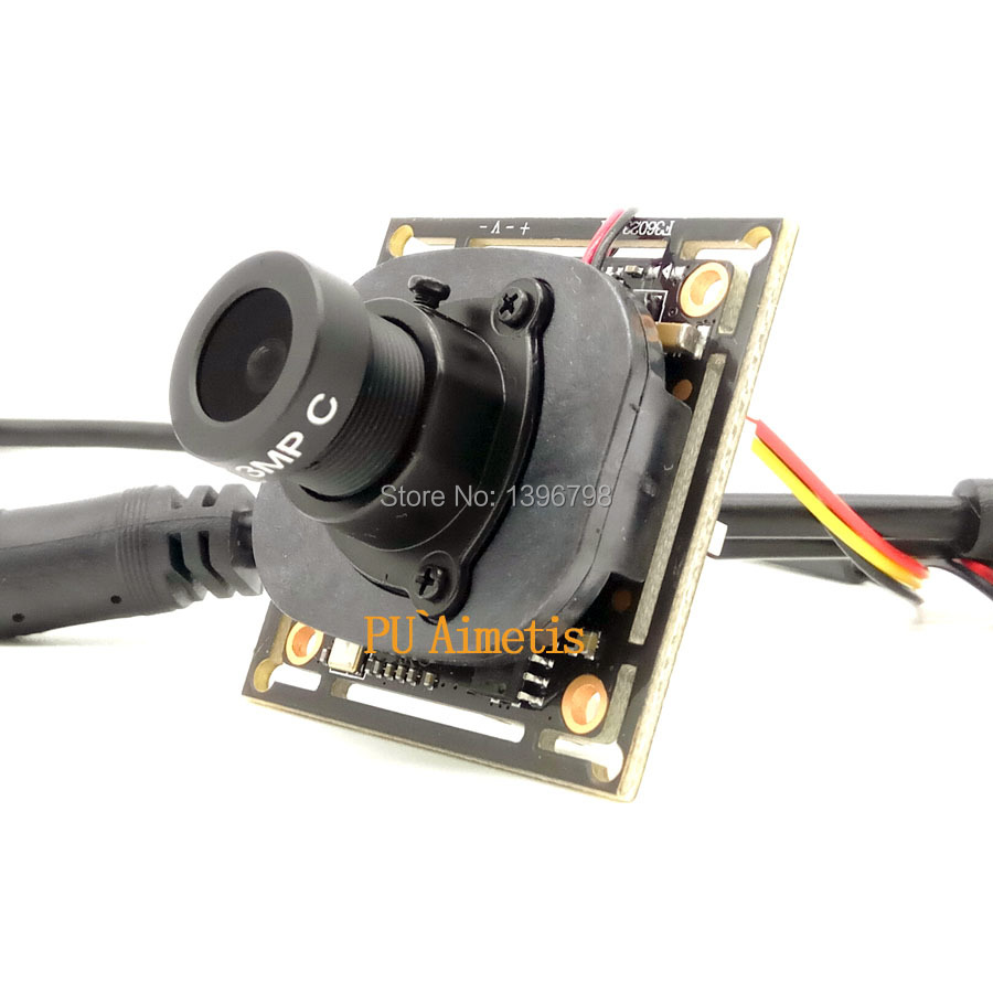 PU`Aimetis 4in1 2MP 1920*1080 AHD CCTV 1080P night vision Camera Module 1/2.7 2000TVL 3MP-3.6mm 92degrees surveillance camera