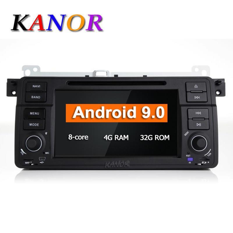 Android E46 Multimedia GPS