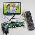 PC TV HDMI CVBS RF USB AUDIO Tablero de conductor 7 pulgadas 39pin LD1 N070ICG 1280x800 IPS lcd