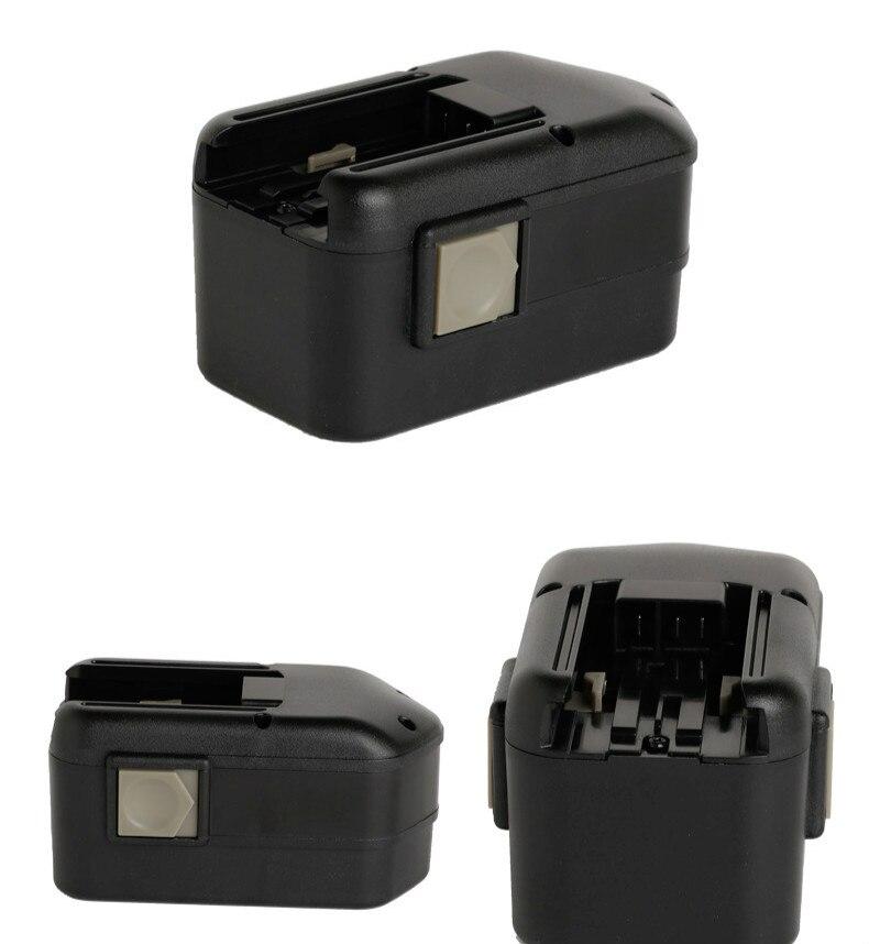 Batterie 3500 mah ni-mh pour batterie d'outils électriques AEG/Atlas Atlas Copco/Miwoukee 18 V
