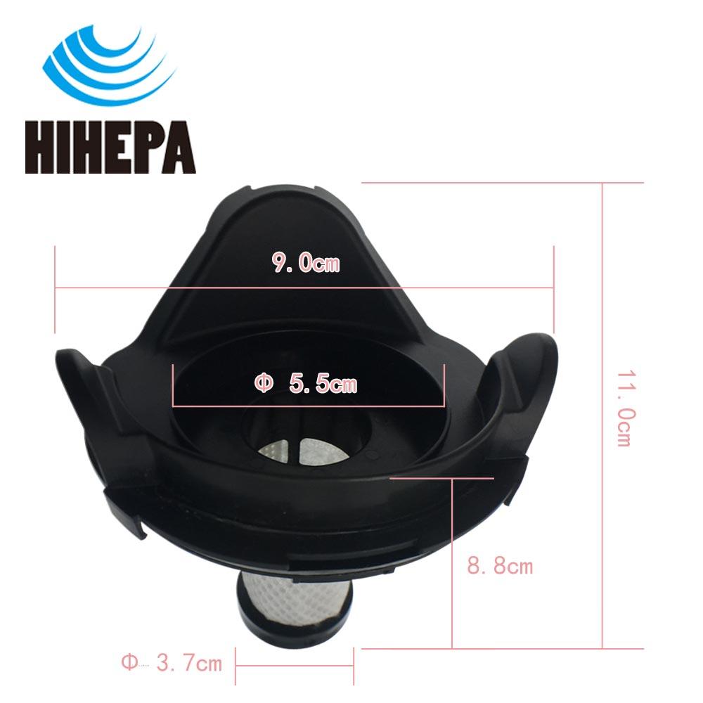 2PCS Pre-Motor /& Foam Filter for Shark DuoClean Corded Vacuum HV390 HV391 HV392