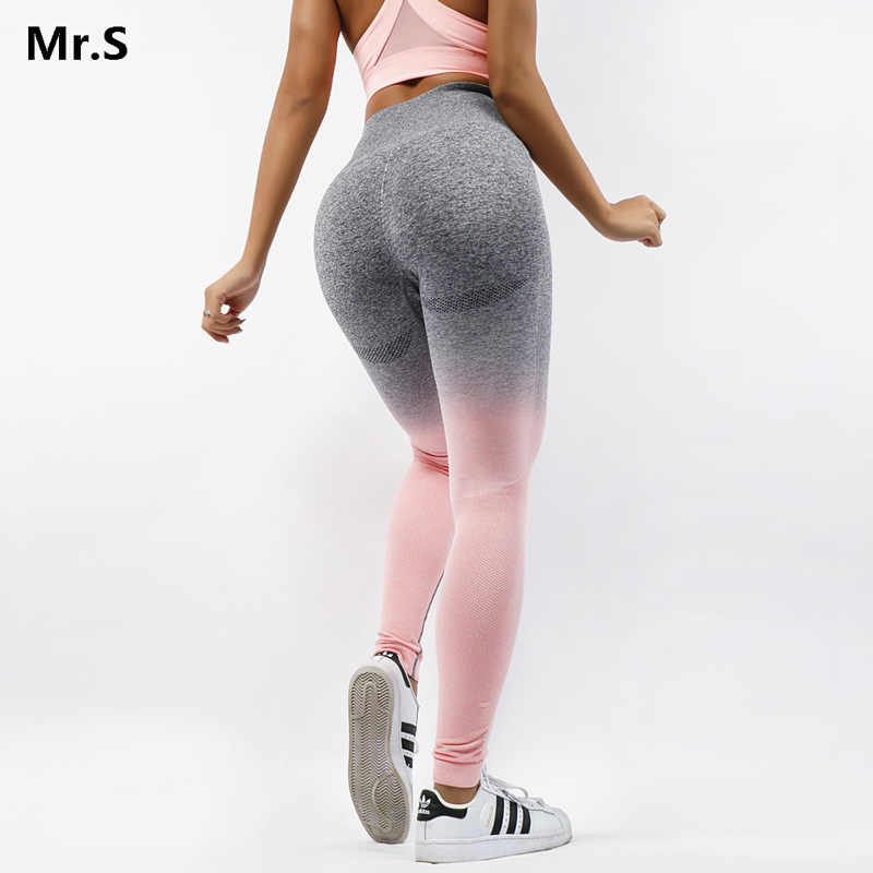 407fef7c2b18f Women's Thick Seamless Leggings High Waist Scrunch butt Yoga Pants Workout  Leggings with Tummy Control Fitted