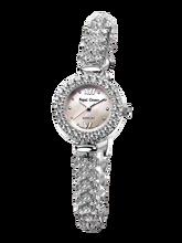 c710c820ed0 Royal Crown joyería reloj 5266B Italia marca diamante Japón MIYOTA platino  moda señoras Sudáfrica diamante relogio