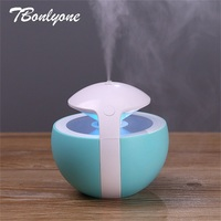TBonlyone 450ML Mini Ball Humidifier For Baby Home Office Essential Oil Diffuser Air Aroma Diffuser Ultrasonic
