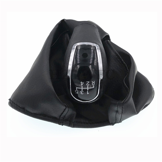 5 Speed Gear Shift Knob W// Gaitor Boot Cover For Mercedes C-Class W202 BJ 93-01