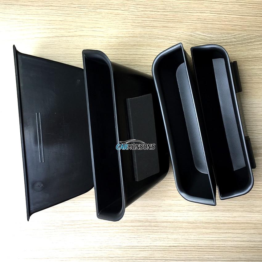 Mersedes Benz ML GL GLE Class X166 W166 Qapı Qapı üçün Anbar - Avtomobil daxili aksesuarları - Fotoqrafiya 2
