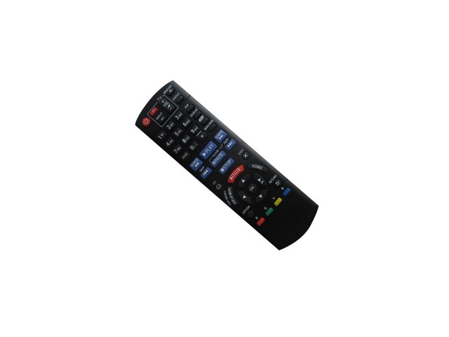 US $15 15 |Remote Control For Panasonic DMP BDT380 DMP BDT380EB DMP BDT381  DMP BDT384 DMP BDT385 DMP BDT383 N2QAYB000958 Blu ray DVD Player-in Remote