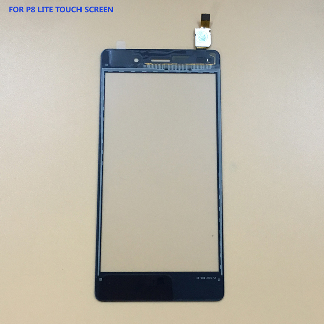 5d44c6c7f8e Black   White   Gold For Huawei P8 Lite ALE-L04 L21 TL00 L23 CL00 Front  Touch Screen Digitizer Panel Glass Sensor