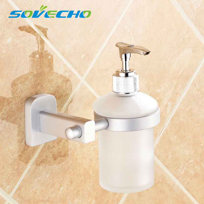 Free shipping liquid soap stand wall mounted ceramic - Wall mounted ceramic bathroom accessories ...