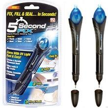 5 Second Fix UV Light Pen Grass Repair Tool Liquid Plastic Welding Compound Quick Fix Laser Pen Fast Dry Super Powered Adhesive