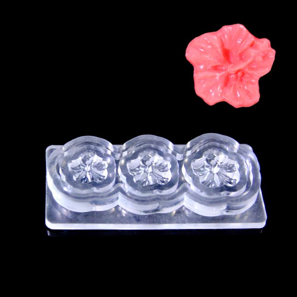 1pc silicon nail mold tips decoration 3d mold uv gel for 3d acrylic nail art mold diy decoration