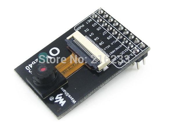 Waveshare Módulo de La Cámara OV2640 2 Megapixel UXGA 1622X1200 Junta de Desarrollo Kit Envío Gratis