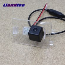 Laindlee Reverse Backup Rear Camera For Jeep Liberty 2011~2015 / Car Parking Camera / License Plate Lamp / Night Vision CCD