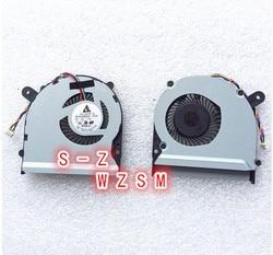 Новый охлаждающий вентилятор для процессора ASUS F502 F502C F502CA X502 X502C X502CA S400 S400C S400CA S500 S500C S500CA X402 X402C X402CA