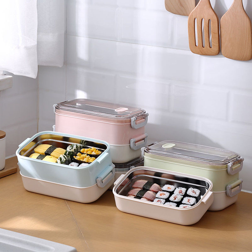 2018 Newest Hot Portable Thermal Insulated Lunch Box Bento ...