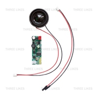 Free Shipping New 2 Wheel Self Balancing Electric Scooter Replacement Parts Bluetooth Speaker Control Board For