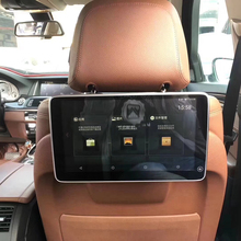 TV In The Car Television Headrest With Monitor For BMW 2017 Rear Seat Entertainment Android 7.1 System 2PCS 11.6 Inch Screen