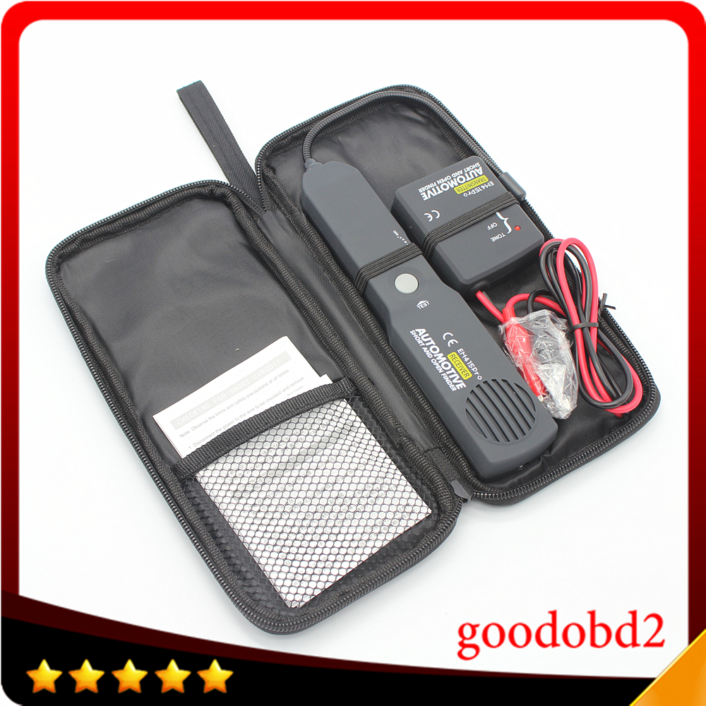 Em415pro Automotive Cable Wire Short Open Digital Finder Car Wiring Circuit Repair Tool Tester Tracer Line Checking For
