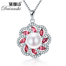 Hot Sale Simple&Elegant 925 Sterling Silver Pendant Necklace Classic Style Christmas Gift For Girlfriend Dainashi Fine Jewelry