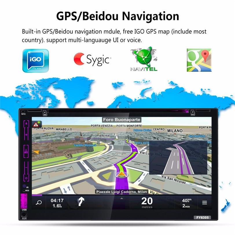 Car 2 Din Stereo In Dash Deck android 5.1.1 Car DVD PC Player GPS Navigation автомобильный dvd плеер 2din car dvd 100% 2 din dvd gps pc