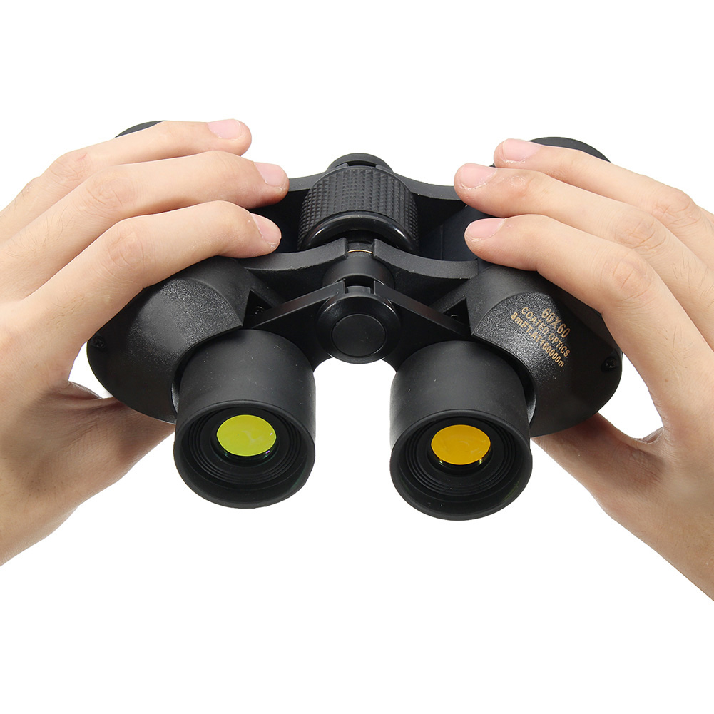 Binoculars Telescope 60x60 HD Night Vision 3000M Portable For Outdoor Travel Hunting BB55