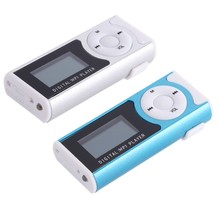 mp3 player lcd screen clip speler mp3 music players with sd card aux muziek digital lettore mp-3 lecteur baladeur led hifi