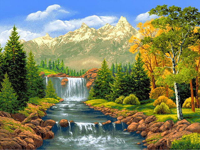 Coves Ideas For Painting Scenery