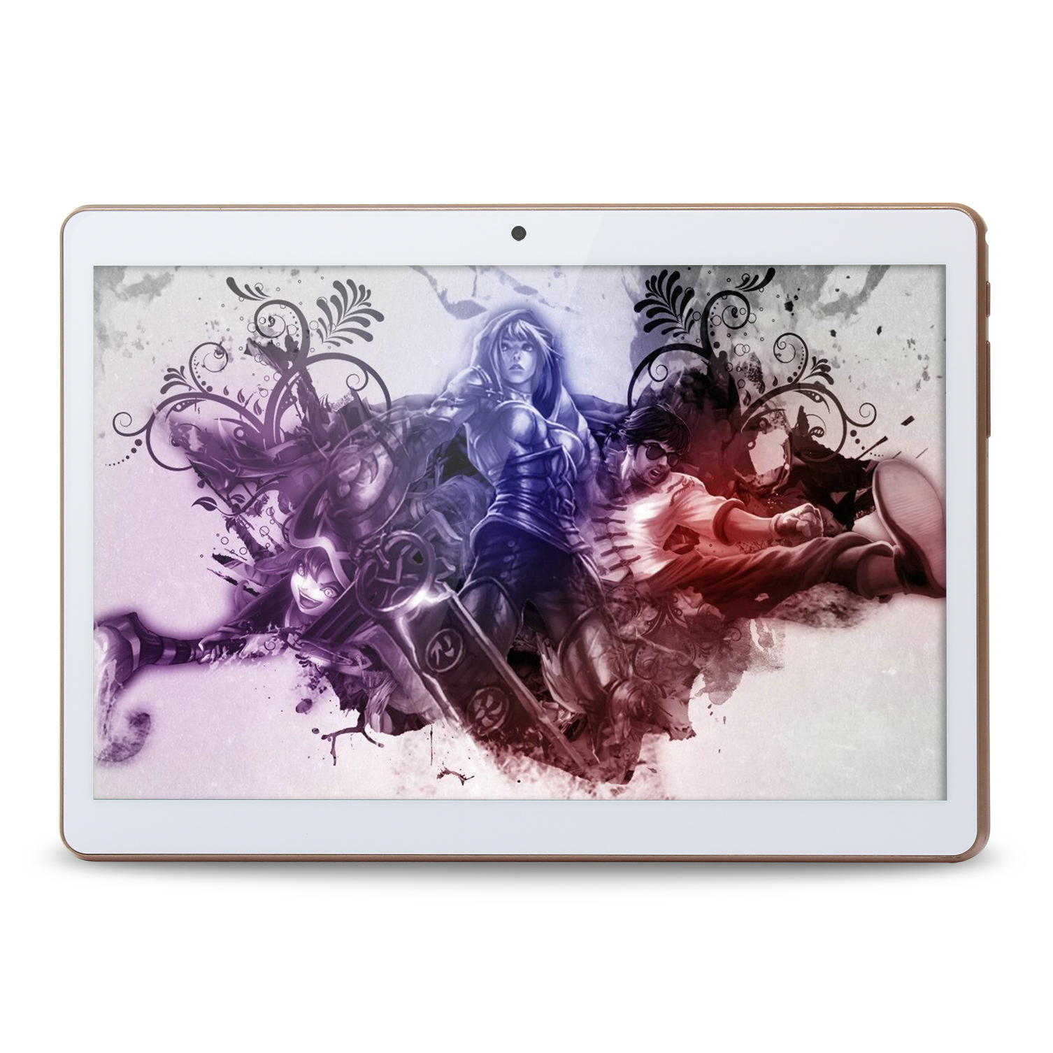 FUGN Original Phone Tablet 10 inch 3G Phone Call Android Tablets PC Octa Core 4G Wifi Dual Cameras Smart Tablet With GPS 8 9.6'' original 7 shockproof rugged waterproof tablet pc octa cores cell phone gnss gps 2 5 glonass lf uhf rfid android 4 2 zigbee nfc