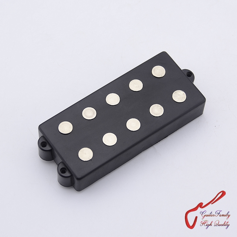 Clearance Sale 1 Piece GuitarFamily 5 Strings Passive Bass Pickup For Musicman Style Bass  ( #0275 ) MADE IN Korea