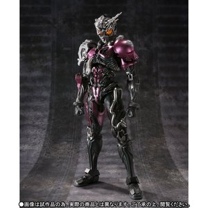 "Image 2 - Original BANDAI Tamashii Nations SIC / SUPER IMAGINATIVE CHOGOKIN Exclusive Action Figure   Mashin Chaser ""Kamen Rider Drive"""