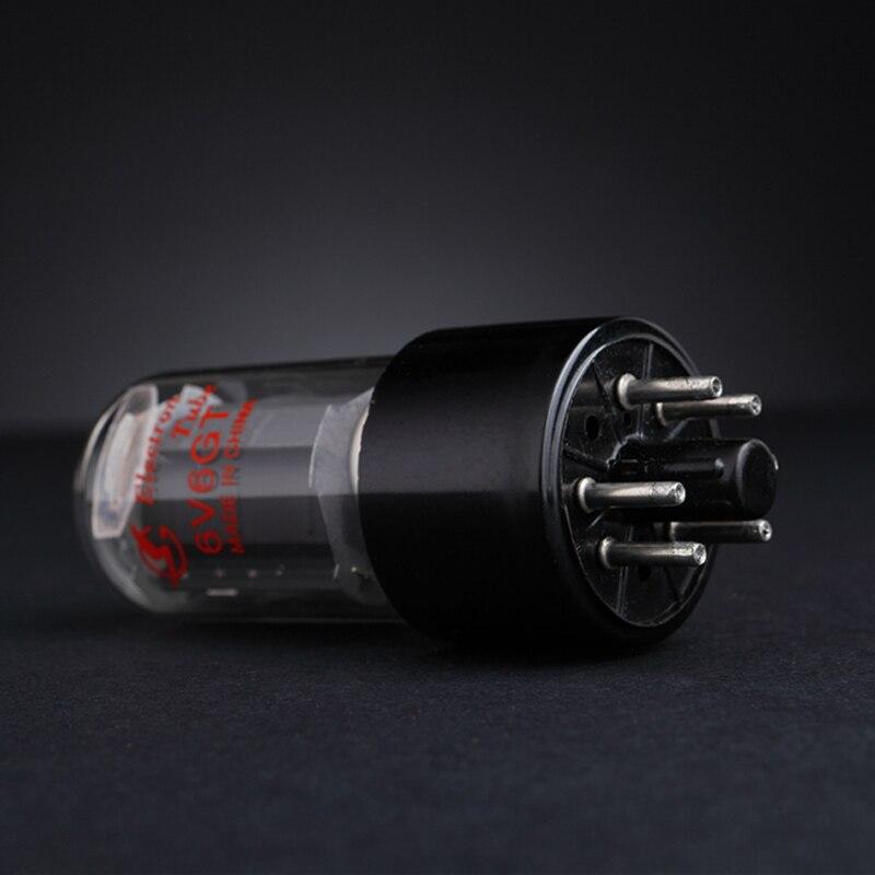 2 шт. Shuguang 6V6GT(6V6, 6P6P) совпадающая пара усилитель HIFI звуковая вакуумная трубка бренд