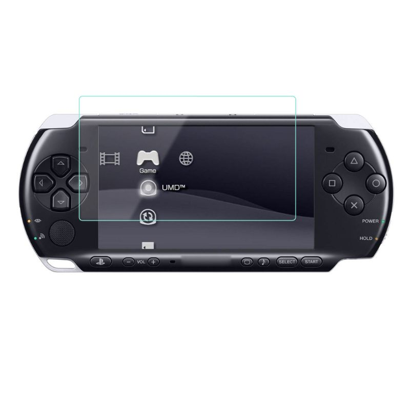 Ultra Clear HD Protective Film Surface Guard Cover For PSP 1000 2000 3000 Screen